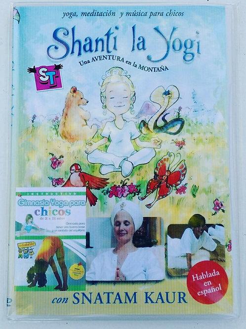 DVD Yanti - La yogui