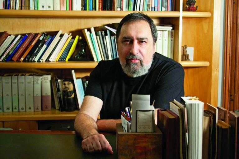 Jornalista Fábio Campana morreu deu complicações da Covid-19 Foto: Reprodução