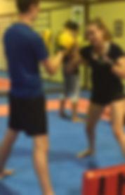 Karate School - Fully Loaded Cardio Boxing / Kickboxing Class