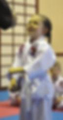 Karate School - Little Eagles program for kids aged 4 - 7 yrs of age