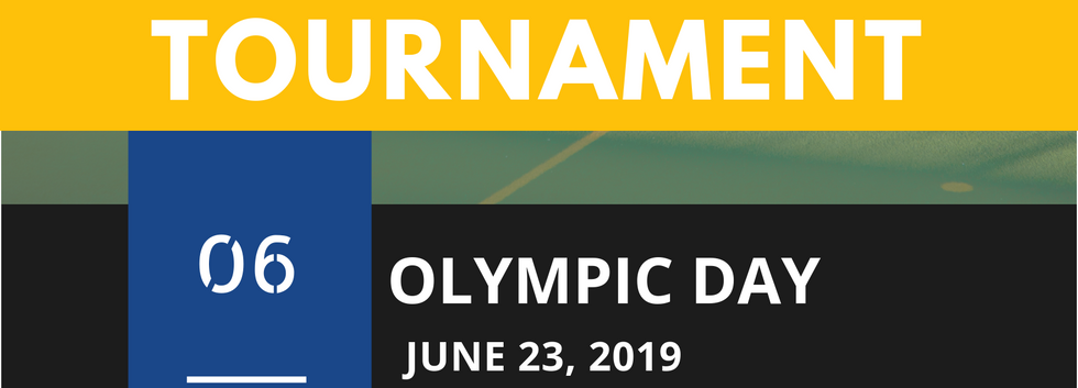OLYMPIC DAY TOURNAMENT