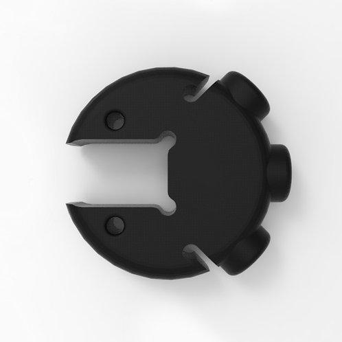 Connecteur 2x45°