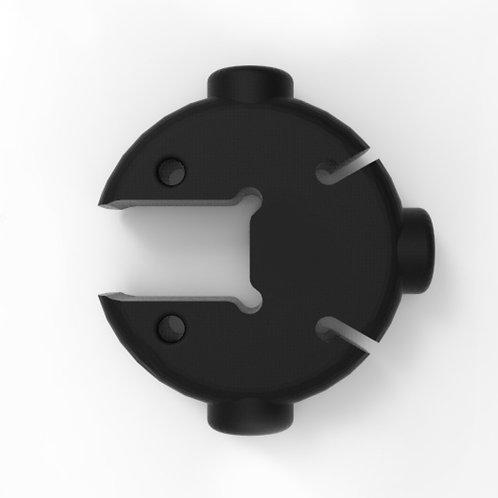 Connecteur 3x90°