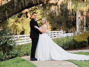 Real Wedding | Julie & Brad at Highland Manor!