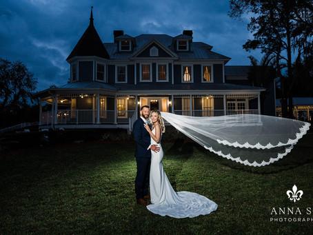 Orlando Real Wedding   Lori & Mark at Highland Manor!