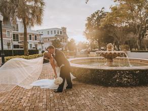 Creating an Orlando Wedding in Just 17 Days! | Brianne & James at Casa Feliz!