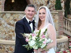 Real Wedding | Angela and Gregory at Bella Collina!