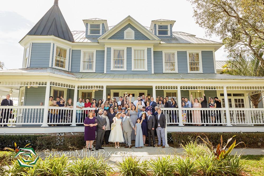 Highland Manor Group Photo wedding