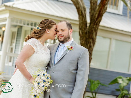 Real Wedding | Victoria & John at Highland Manor!