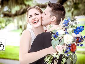 Real Wedding | Dara & Jordan at Highland Manor!