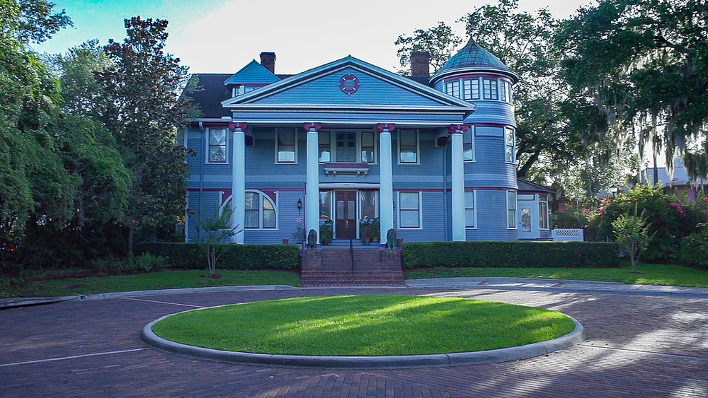 Exterior view of newly renovated Dr. Phillips House in Orlando