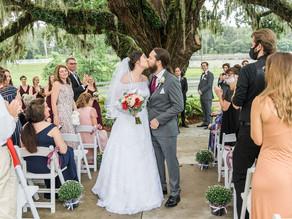 Real Wedding | Natalie & Austin at Highland Manor!