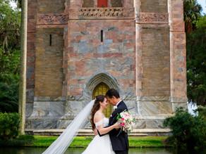Orlando Real Wedding | Jennifer & Richard's Fairytale Event at Bok Tower and Bella Cosa!