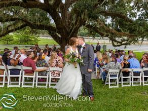 Real Wedding | Julie & Jon at Highland Manor!