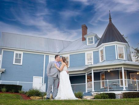 Orlando Real Wedding   Jordin & Dylan at Highland Manor!