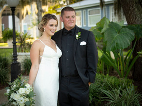 Real Wedding | Lauren & Cobie at Highland Manor!