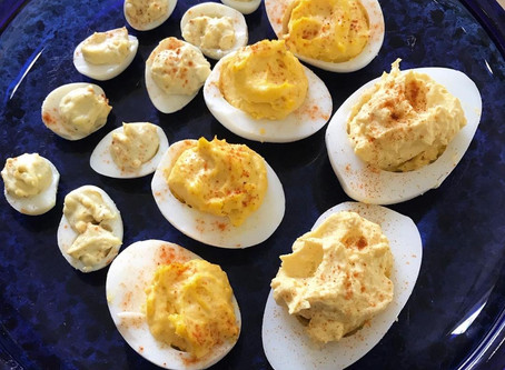Eggventures in Duck Eggs (with mayonnaise recipe!)