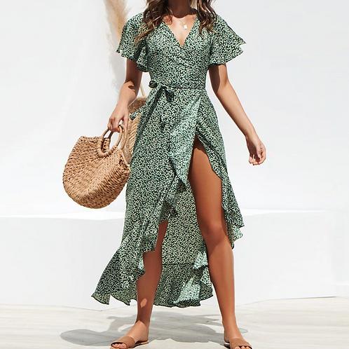 Ruffle Summer Dress