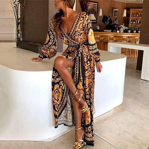 Boho Throb Style Dress