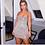 Thumbnail: Glitter Bodycon Party Dress