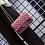 Thumbnail: Quilted Velvet Sling Bag