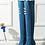 Thumbnail: Denim Ripped High Heel Boots