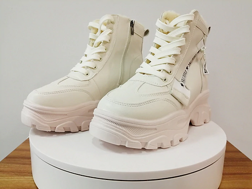 Ankle High Sneakers