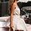 Thumbnail: Beige Embroided Summer Dress