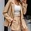 Thumbnail: Shorts & Blazer Combo