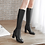 Thumbnail: Faux Leather High Boots