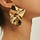 Thumbnail: Metal Drop Earrings