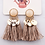 Thumbnail: Elegant Tassel Earrings
