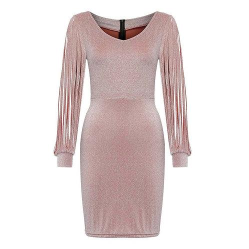 Shimmer Evening Dress