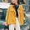 Thumbnail: Yellow Corduroy Jacket