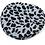 Thumbnail: Animal Print Beret Hat