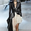 Thumbnail: Faux Leather Trench Coat