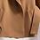 Thumbnail: Short Woollen Coat With Belt