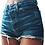 Thumbnail: Push-Up Denim Shorts