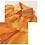 Thumbnail: Orange Shirt With Long Ruffles