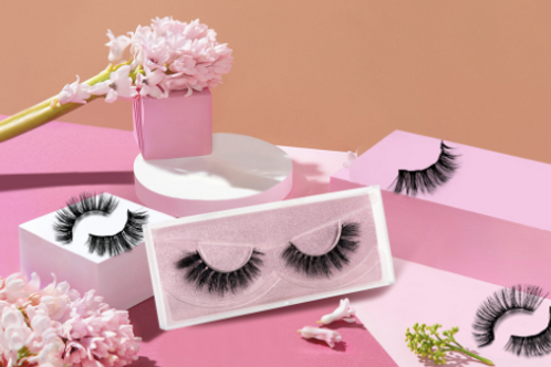 5 pairs 3D Mink Eyelashes
