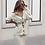 Thumbnail: Woolen Skirt & Shirt Set