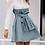 Thumbnail: Double Tone Winter Dress