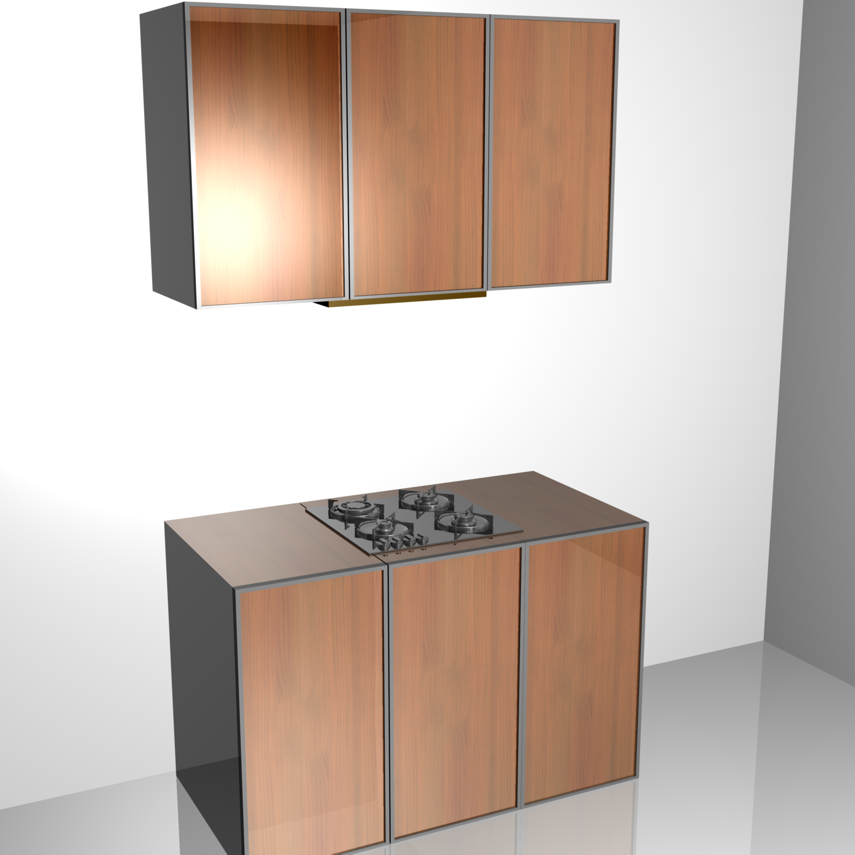 Fr Cabinet 3d Modelling Creativefactory