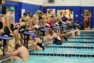 NECTC Swim Meet at Bentley