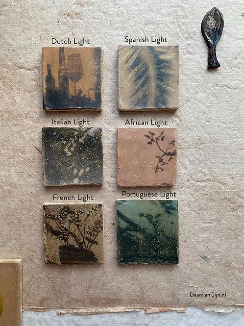 Moments of Light - Mini Art Tiles