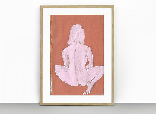 Stillness - Art Print