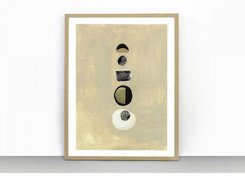 Moonrise - Art Print