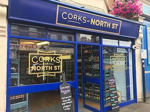 Corks of North Street