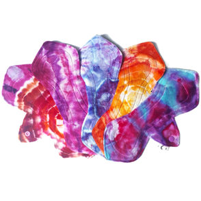 HAND DYED BAMBOO PADS
