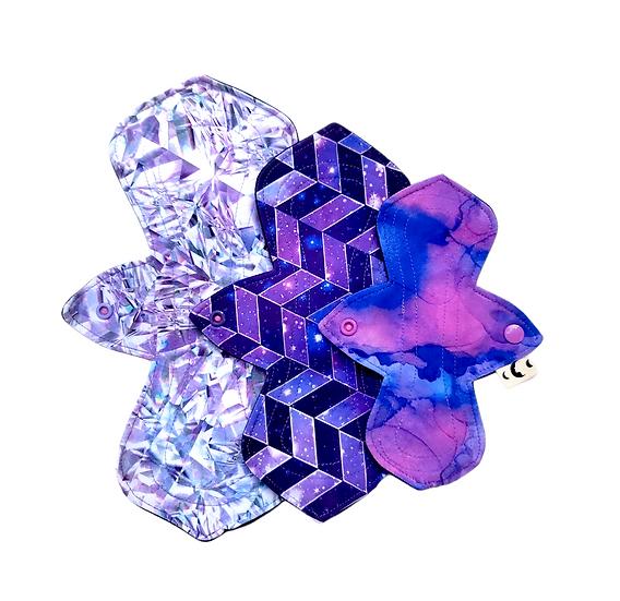 Size Tester Set - Purple